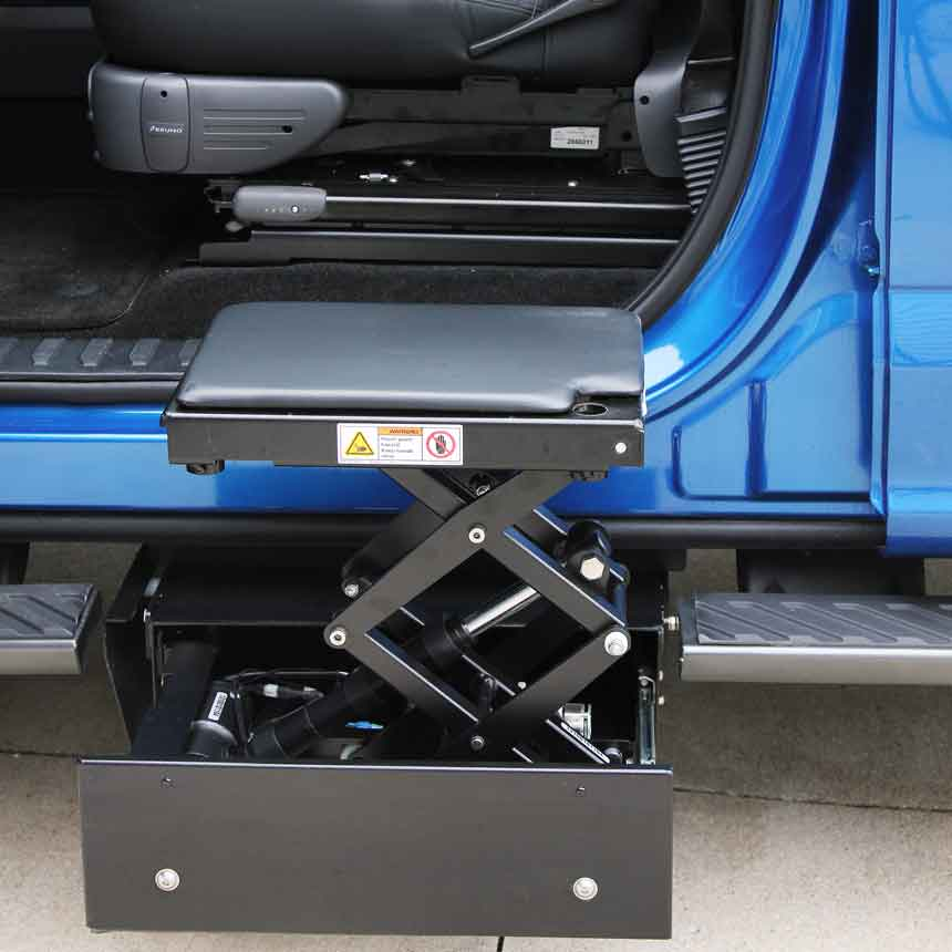 Mobility Solutions - Car Lifts