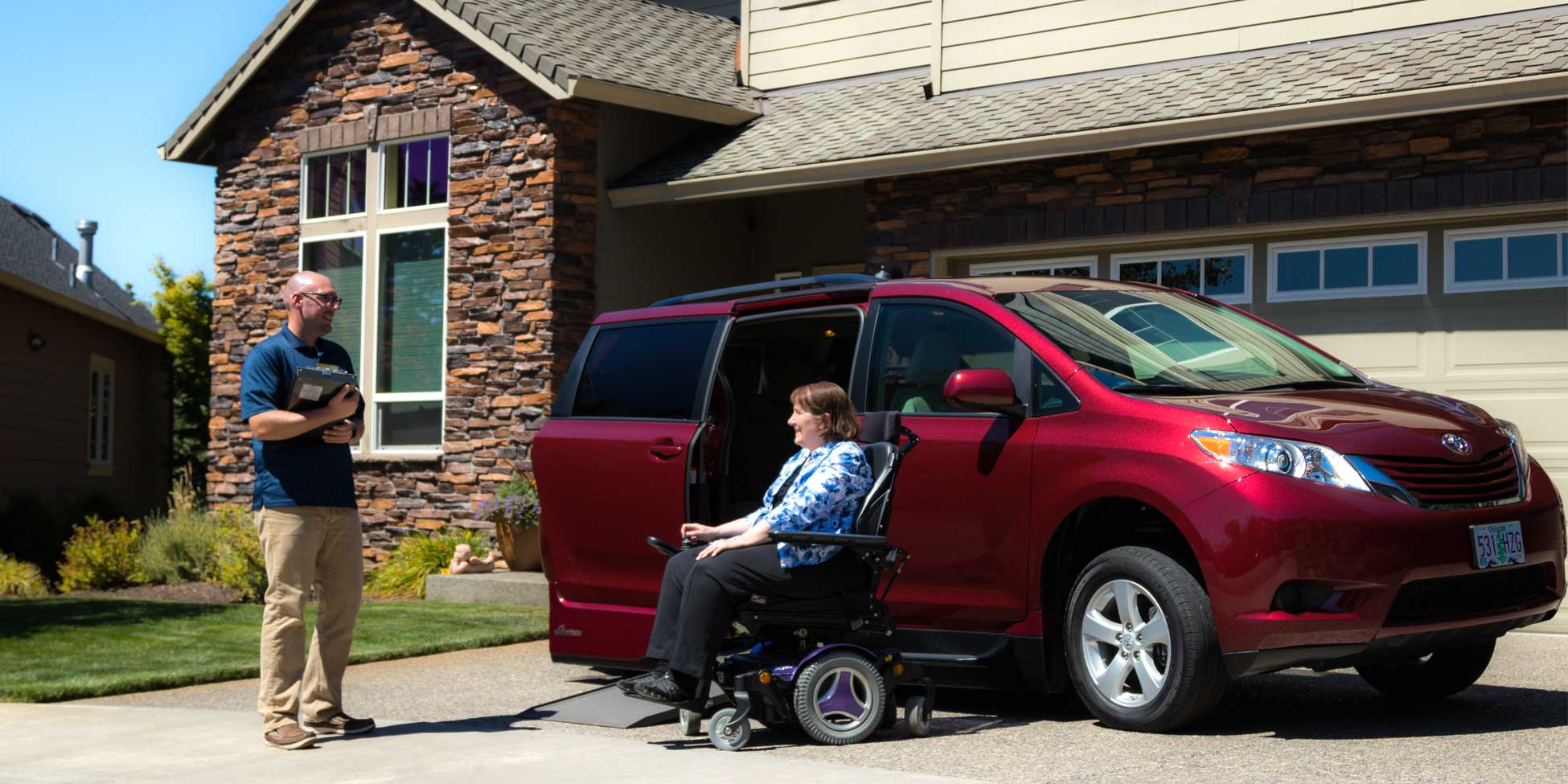 Oregon Mobility Solutions - Consultation