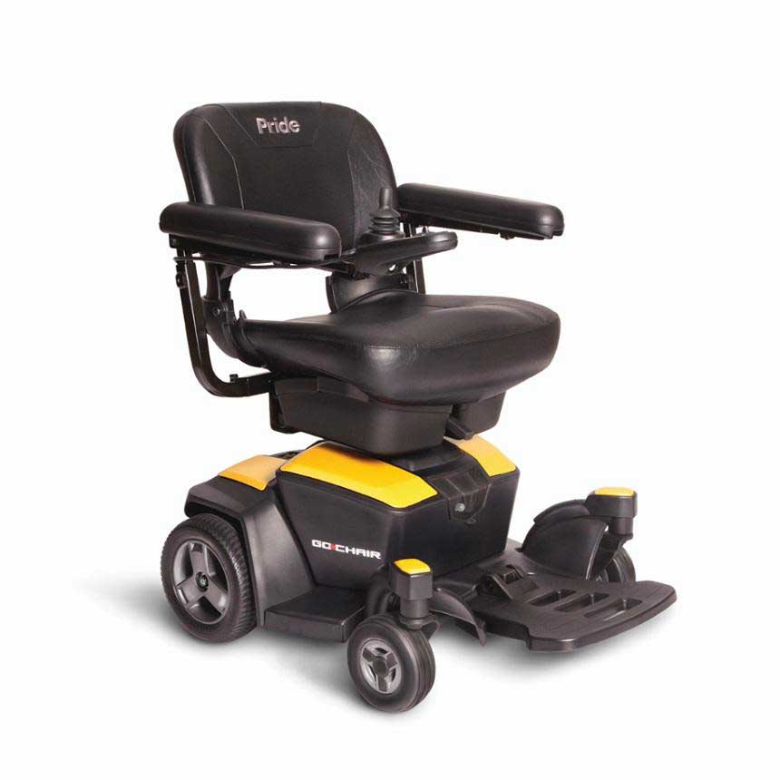 Mobility Solutions - Power Wheelchairs